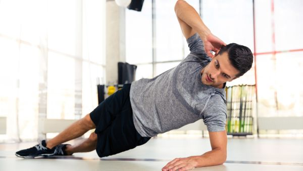 Plank: From Pilates