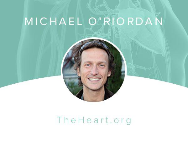 Michael O'Riordan
