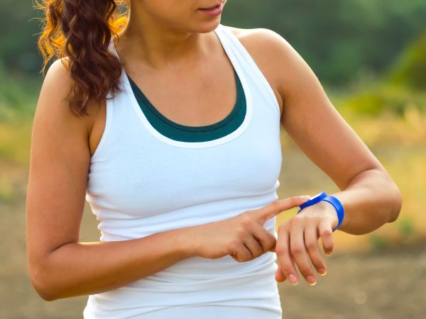 Wear a pedometer—and actually pay attention to it