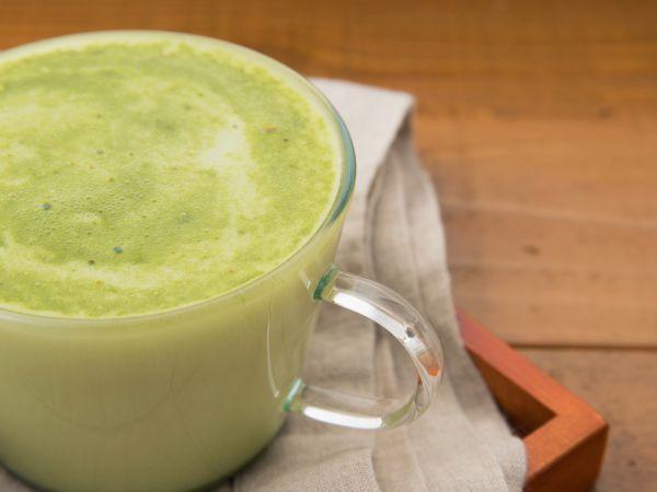 Avoid sun-damaged skin with matcha tea