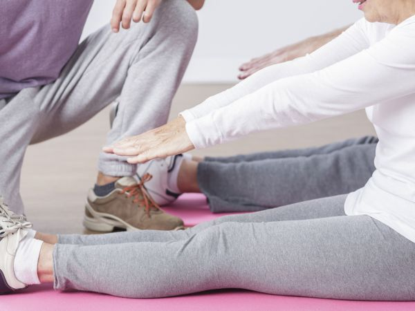 Mistake #2: You stretch incorrectly – or not at all