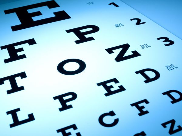 Diabetes Symptom #7: Your vision is blurred