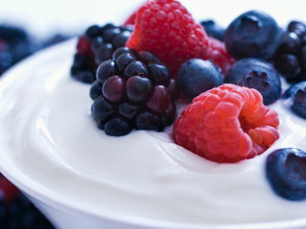 Low-Fat Sweetened Yogurt