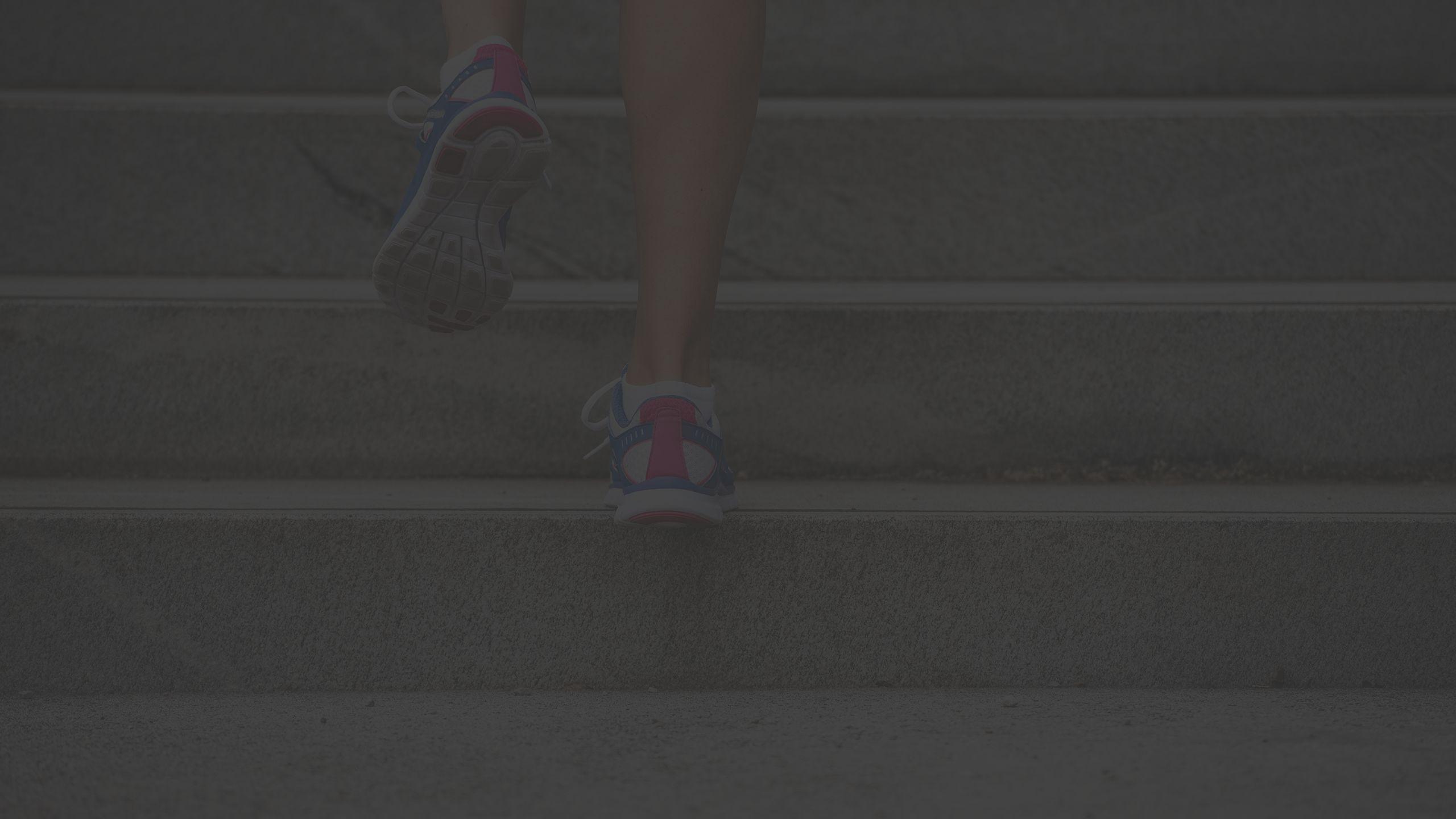 Stair Step-Ups