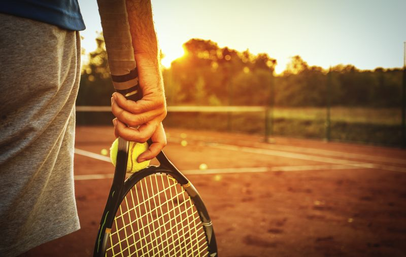 Heal Tennis Elbow with Some Time Off
