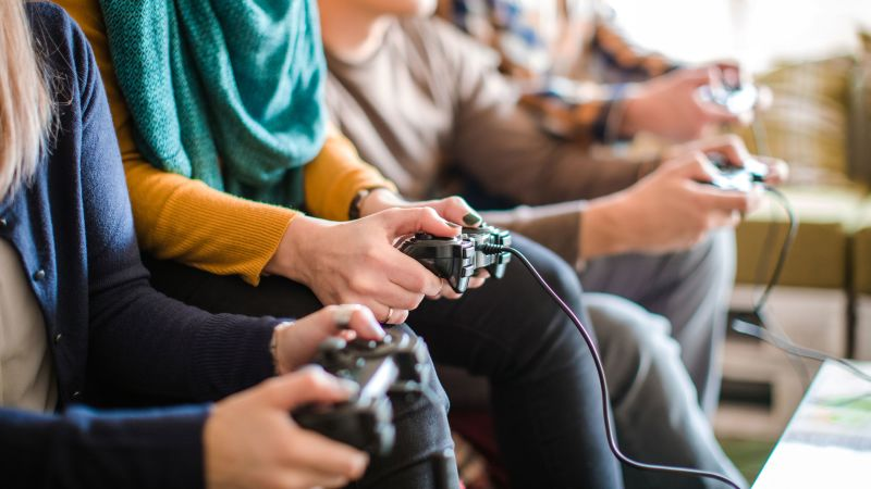 Video Games May Make Teens More Sexist