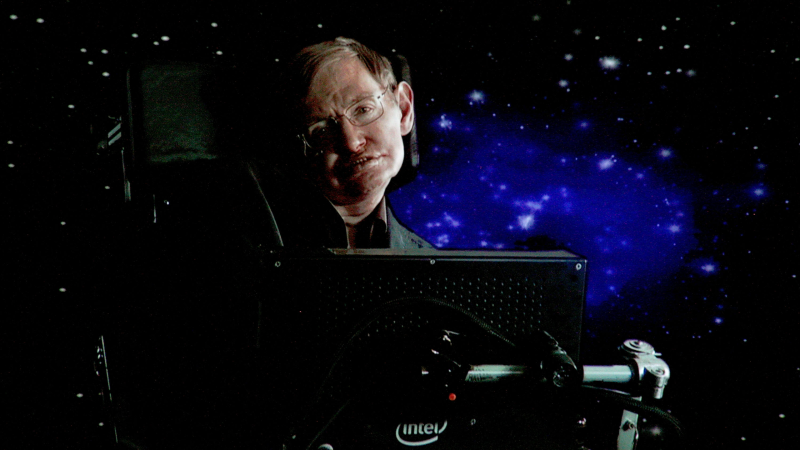 News: Star Scientist Stephen Hawking Passes at 76