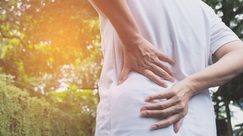 This Surgery Can Help Relieve Chronic Back Pain