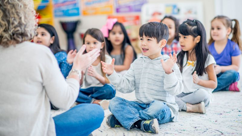 The Youngest Kindergarteners May Be Overdiagnosed with ADHD