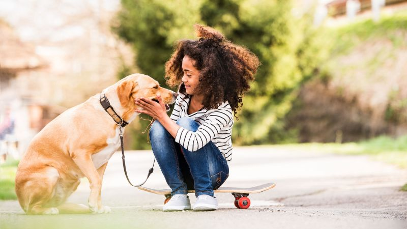 Early Exposure to Pets Can Help Prevent Allergies