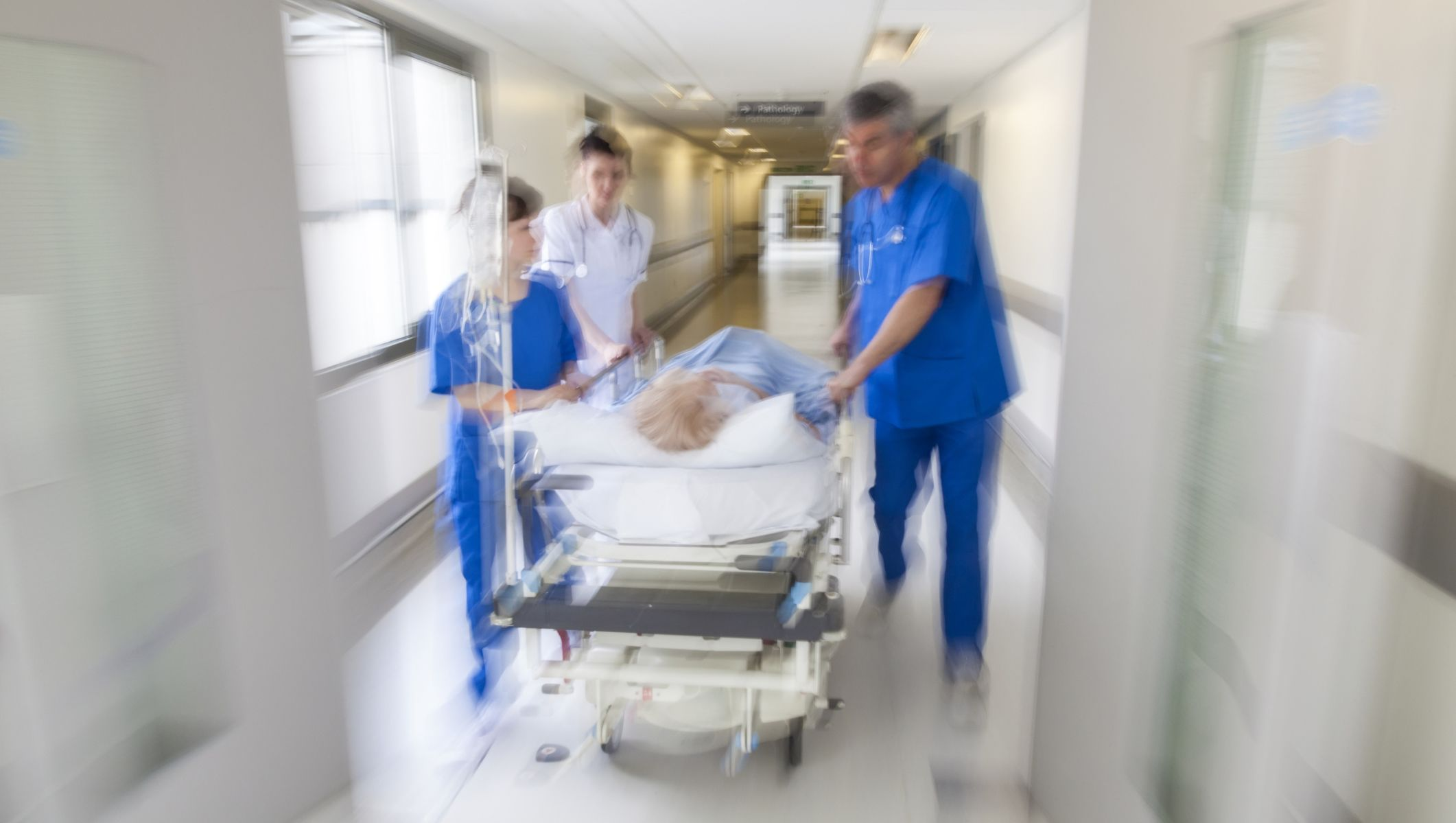 Why Busy ERs May Be Better