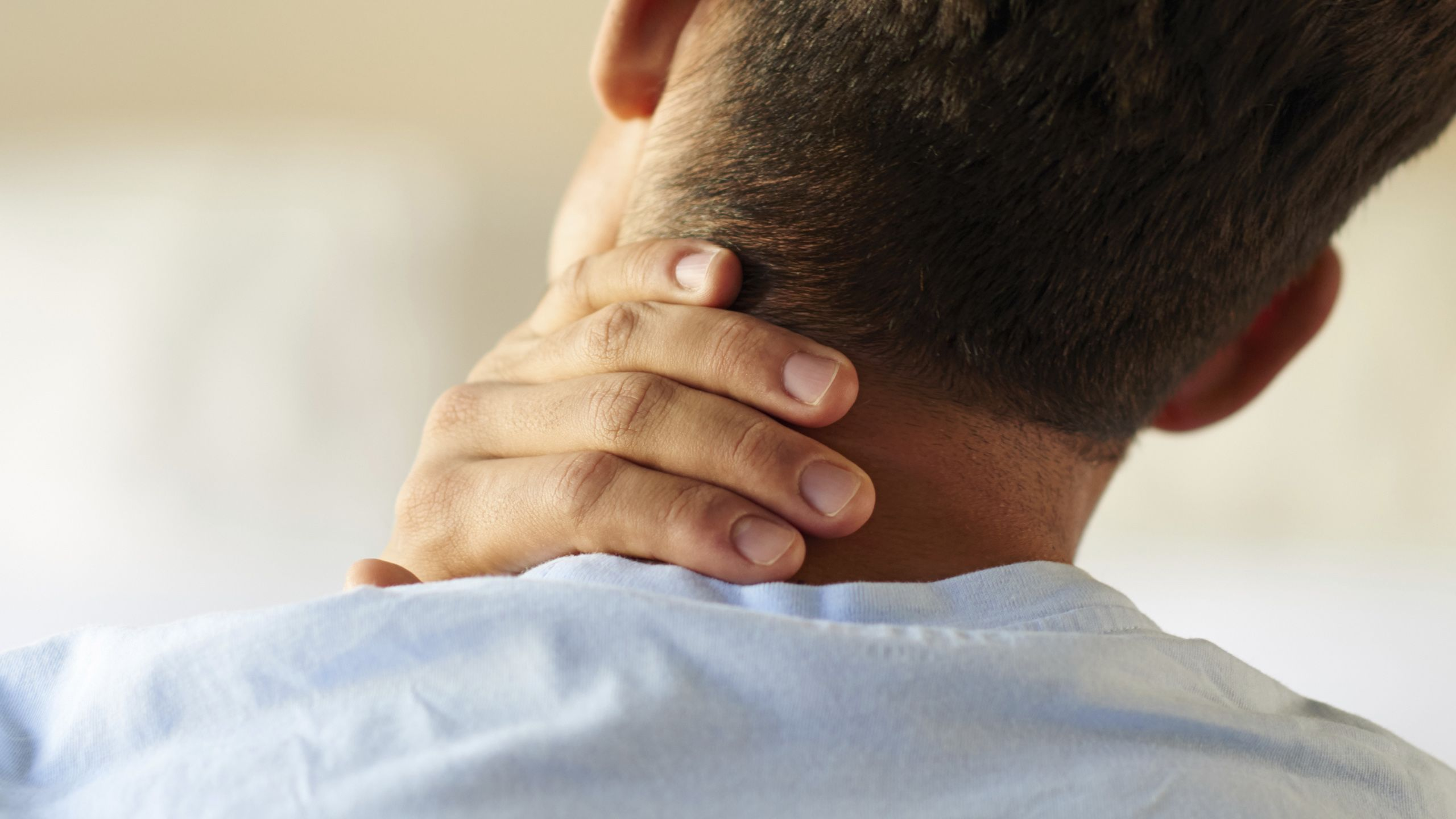 3 Tricks for Ending Neck Pain