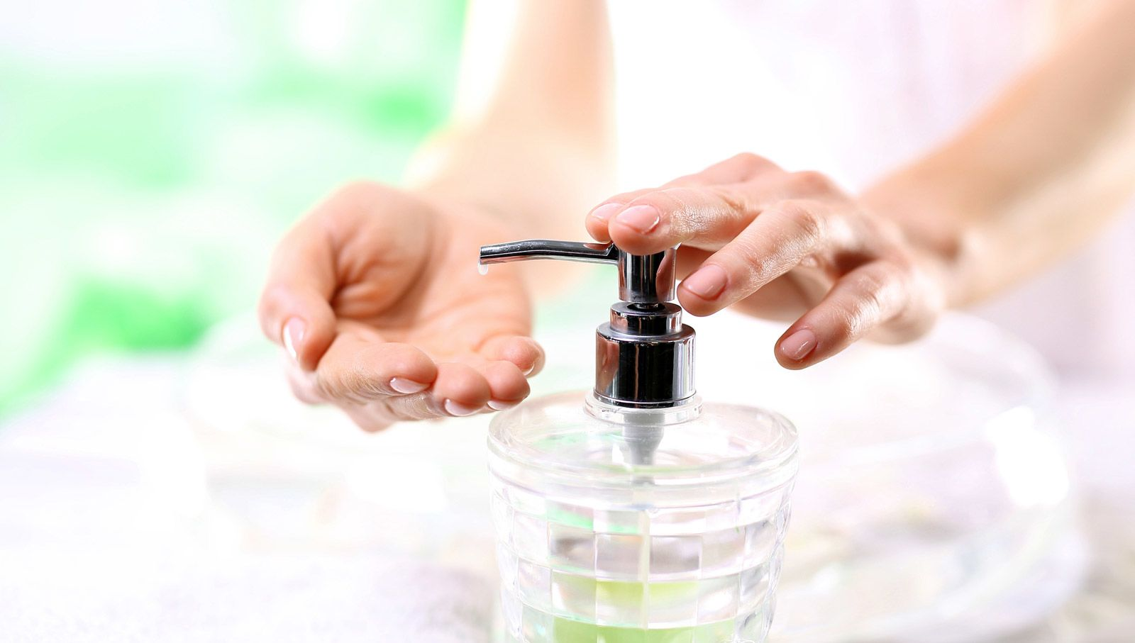 Say Goodbye to Antibacterial Soaps