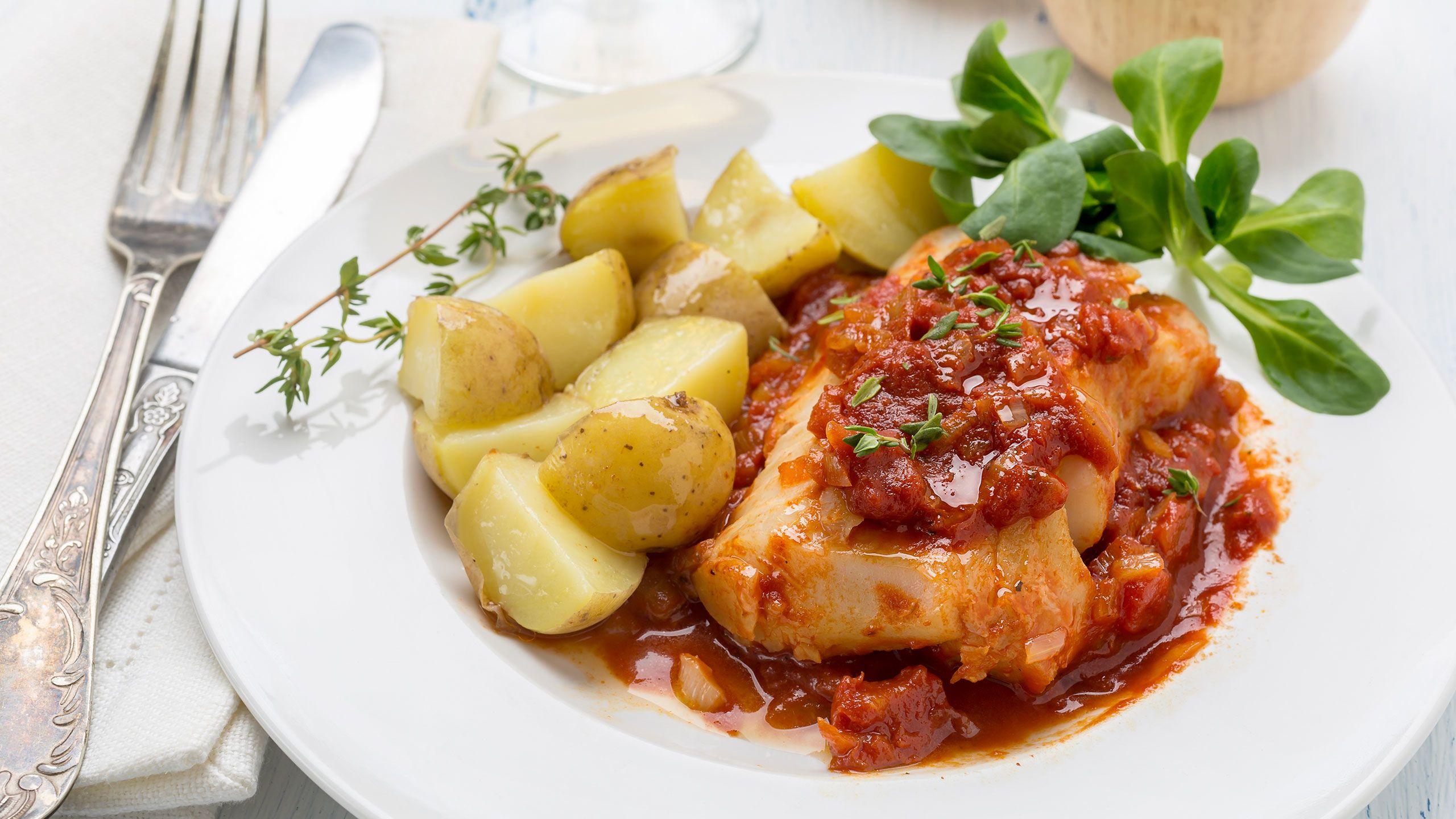 Baked Cod Italian Style Recipe - Sharecare