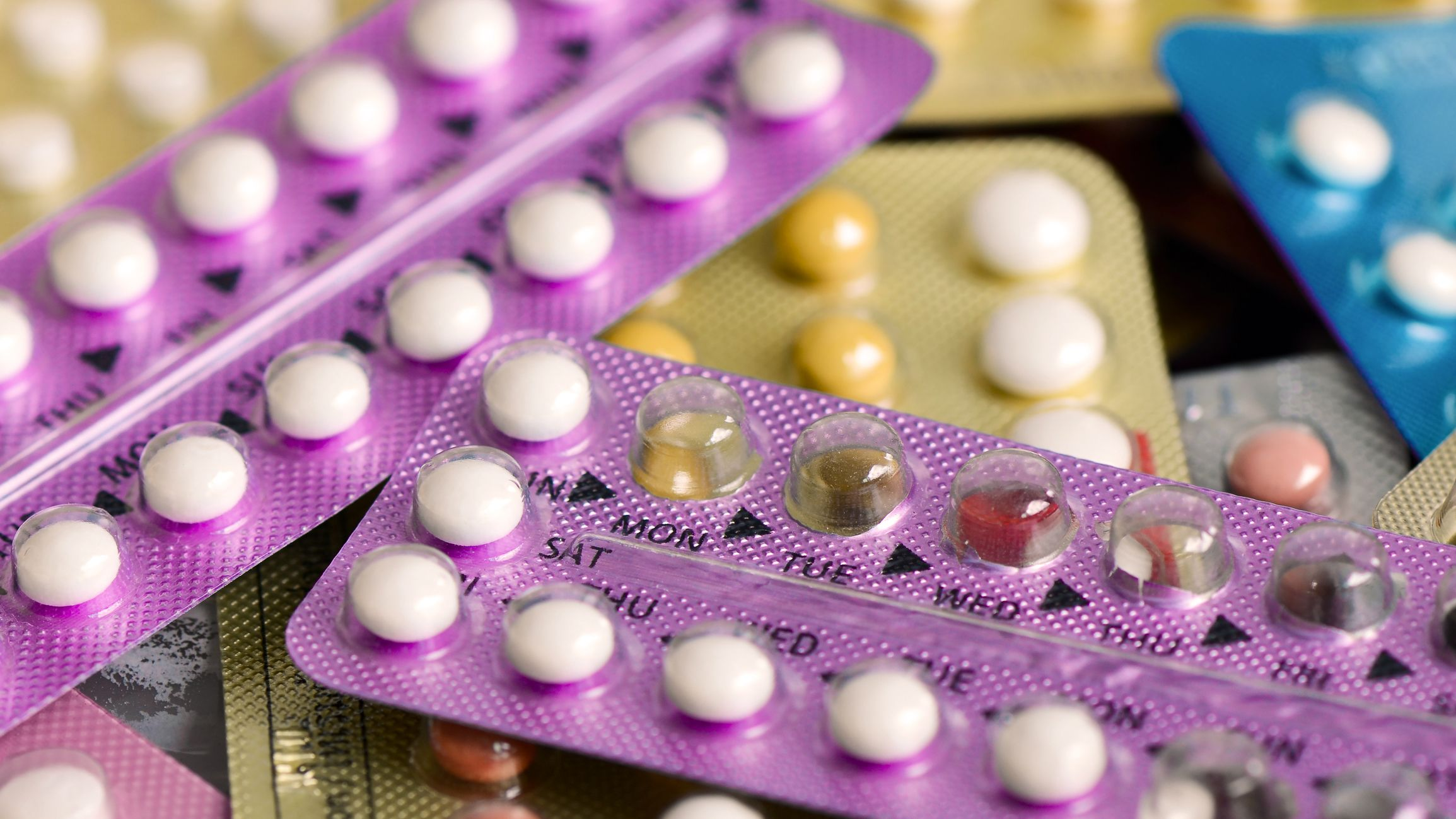 8 Unexpected Health Benefits of Birth Control