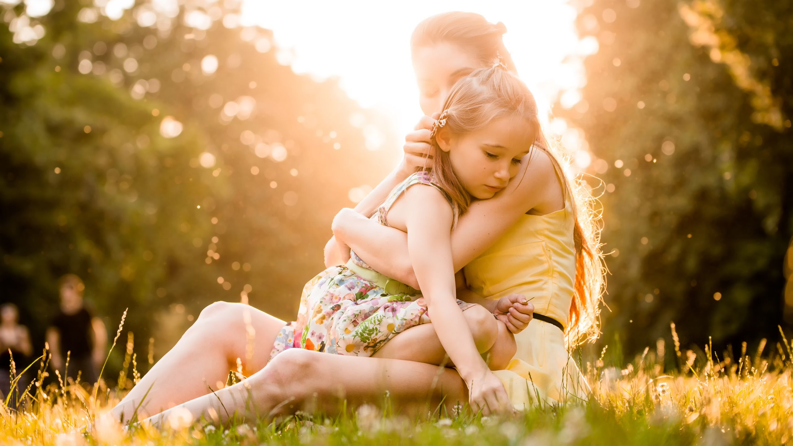 6 Ways To Soothe An Anxious Child