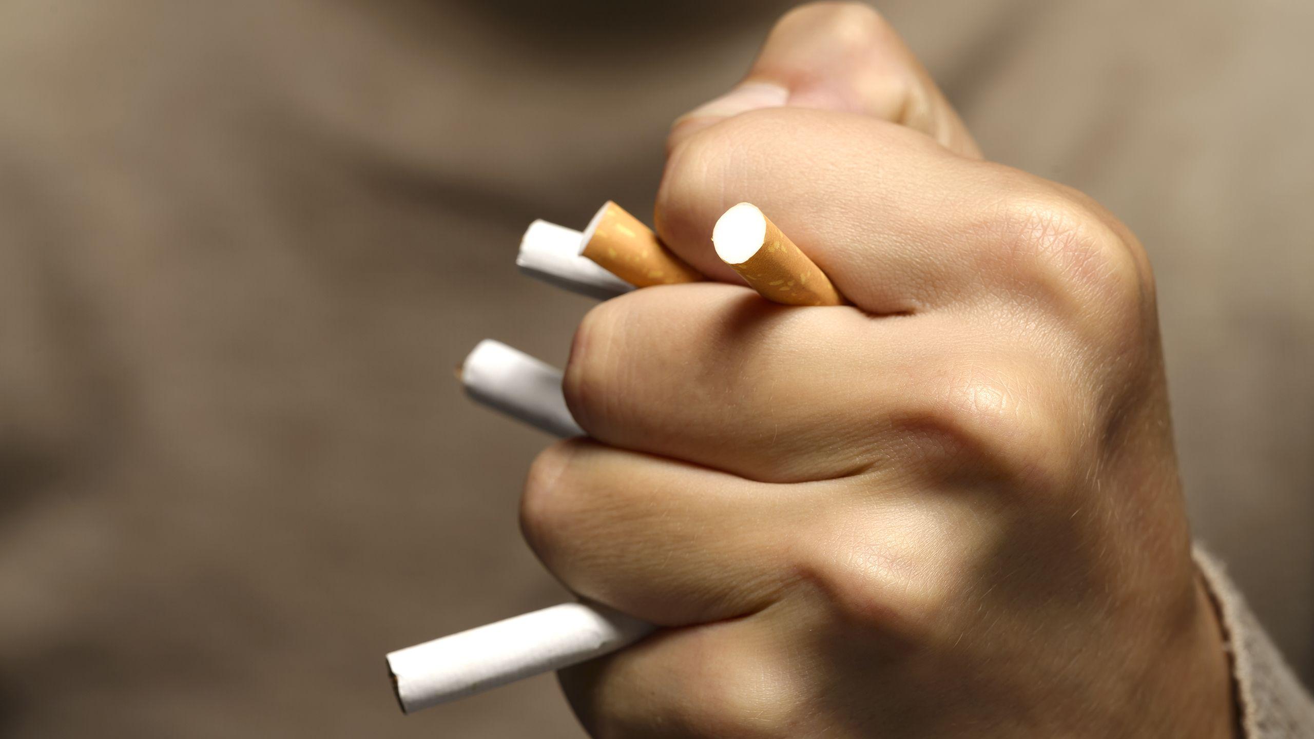 New Ways to Quit Smoking