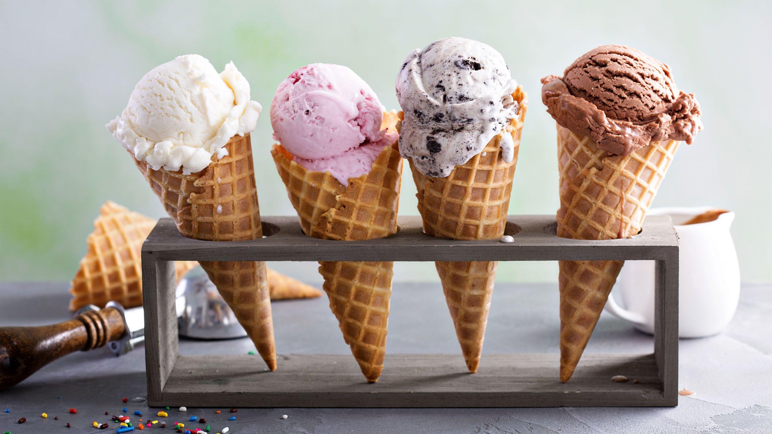 """The Scoop Behind 8 """"Healthy"""" Ice Creams"""