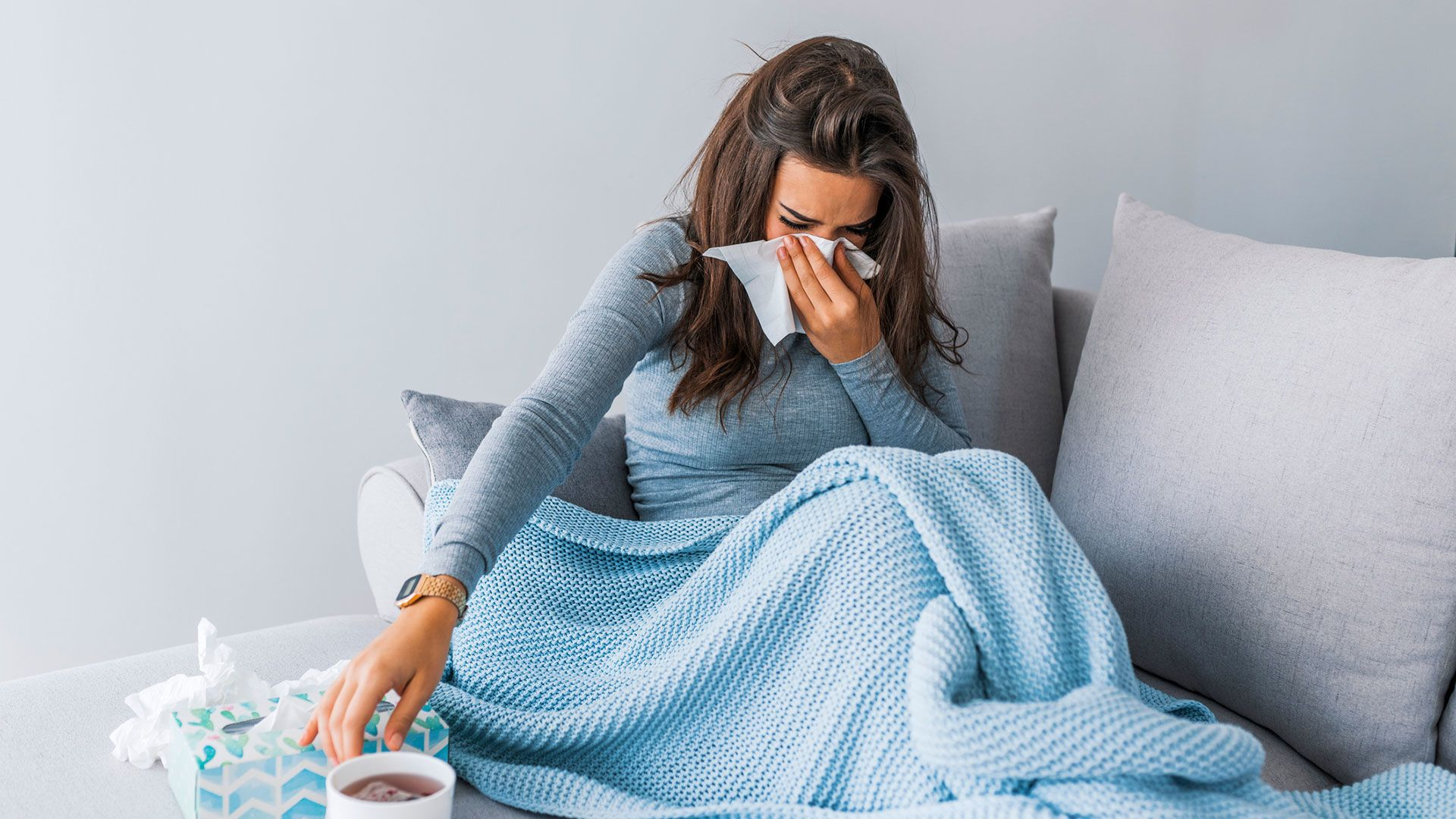 Have a Cold? Here's How to Get Some Relief