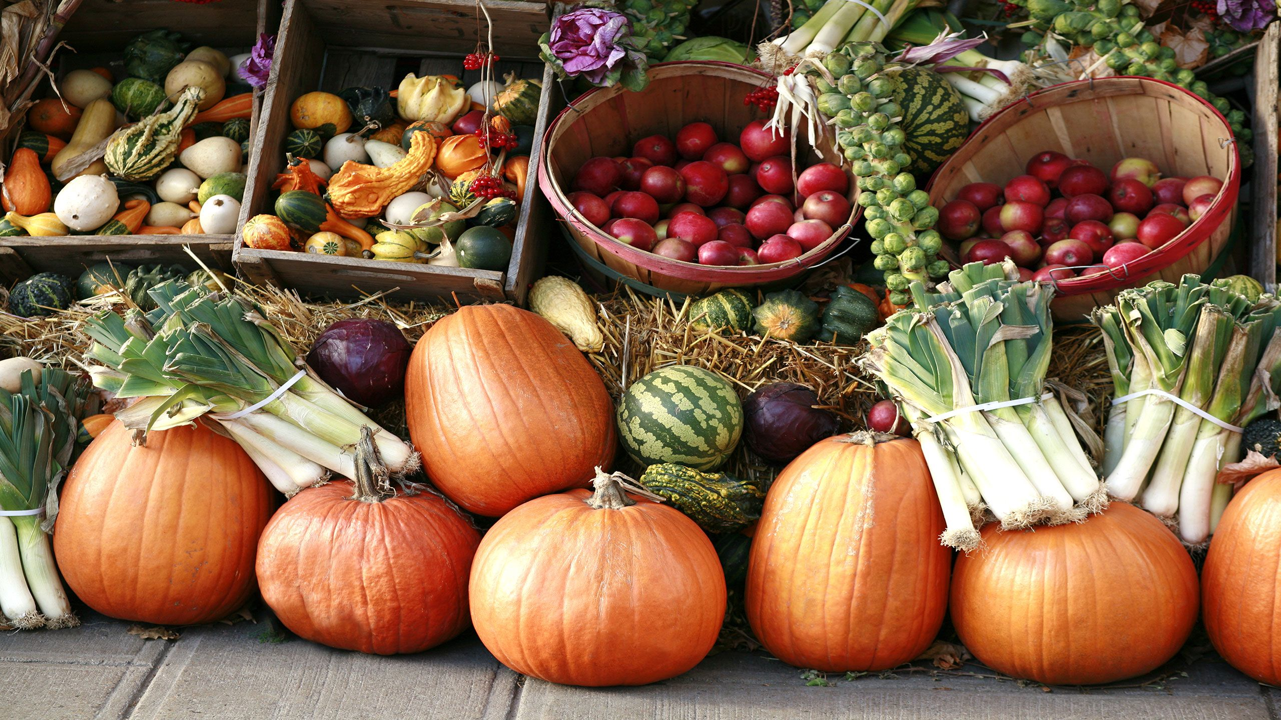 7 Fall Fruits and Veggies Your Body Needs (Plus Recipes)