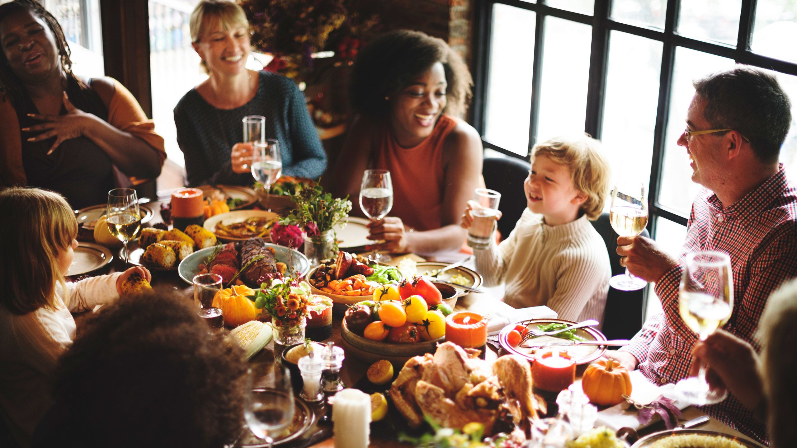 "Holiday Eating Tips That Won't Leave You Feeling ""Hangry"""