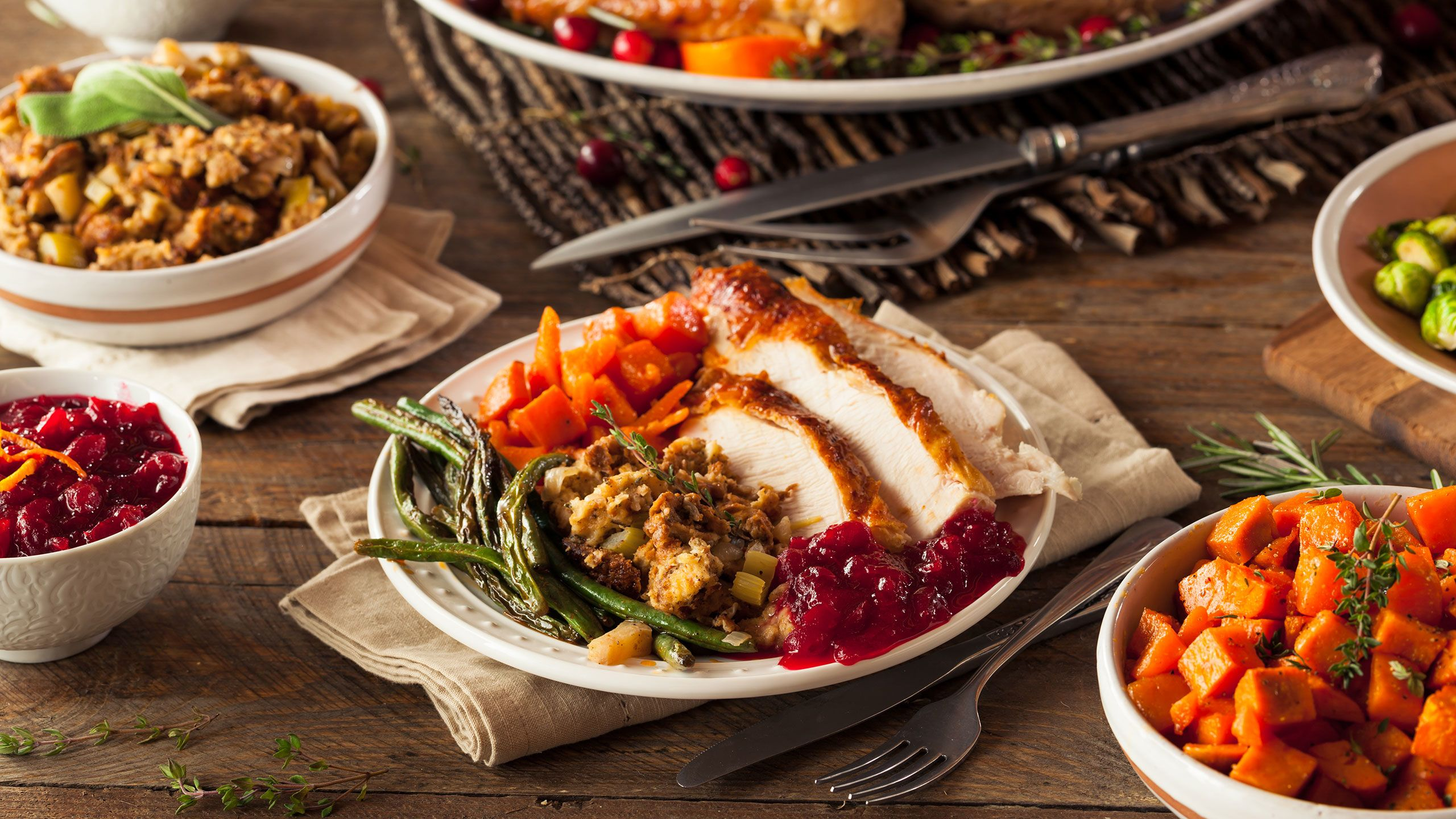 7 Holiday Sides You Won't Believe Are Low-Cal