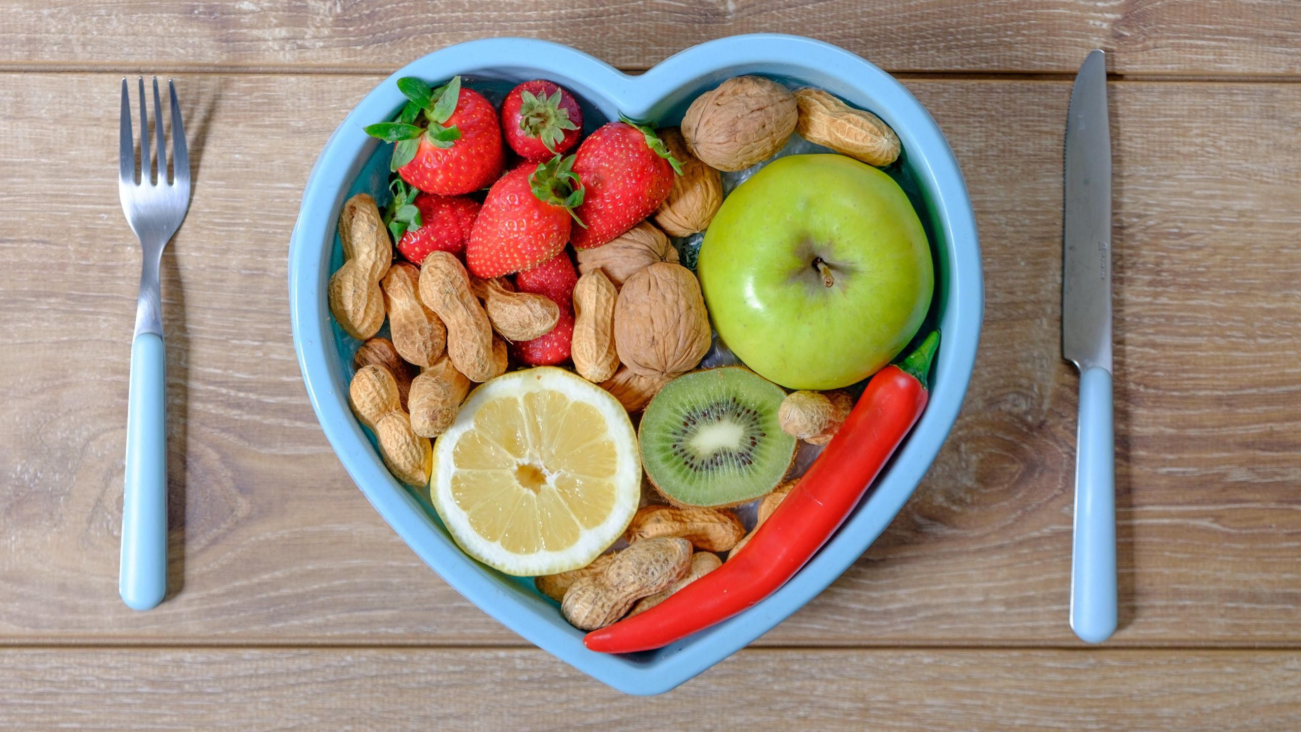 6 Foods for Better Heart Health