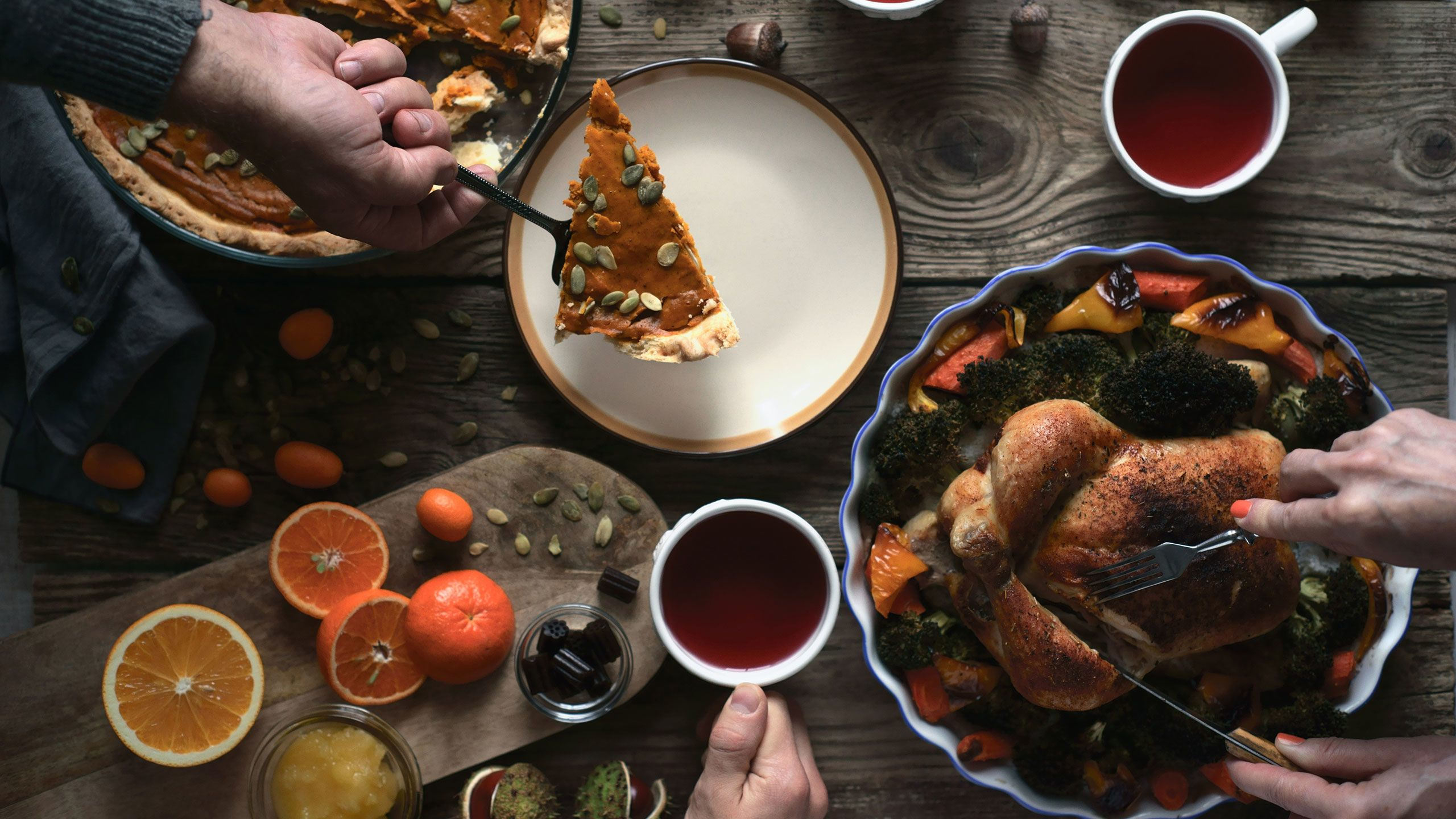 Healthy Holiday: 8 Holiday Side Dishes That Won't Derail Your Diet