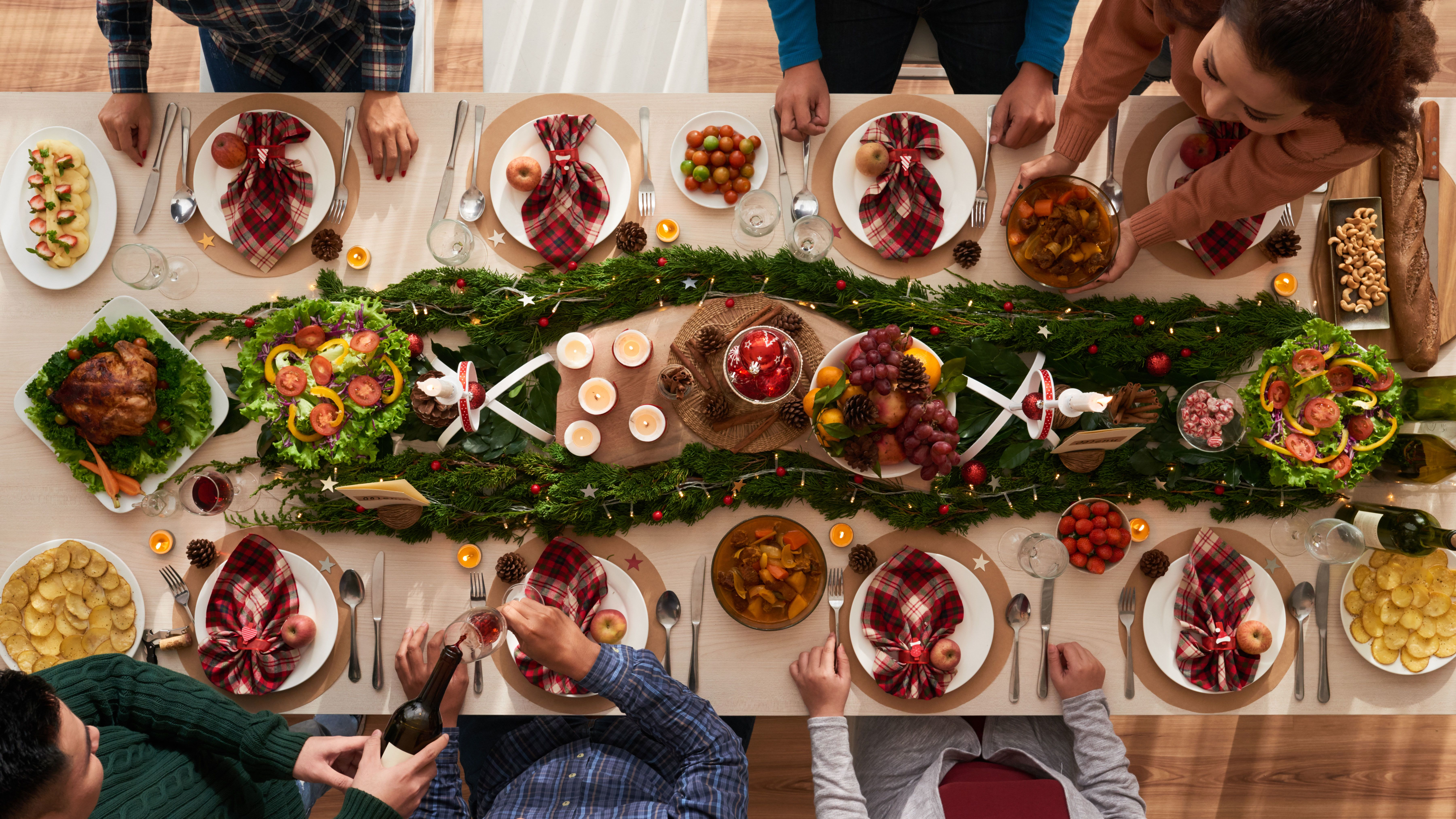 Healthy Holiday: 5 Holiday Eating Dilemmas, Solved