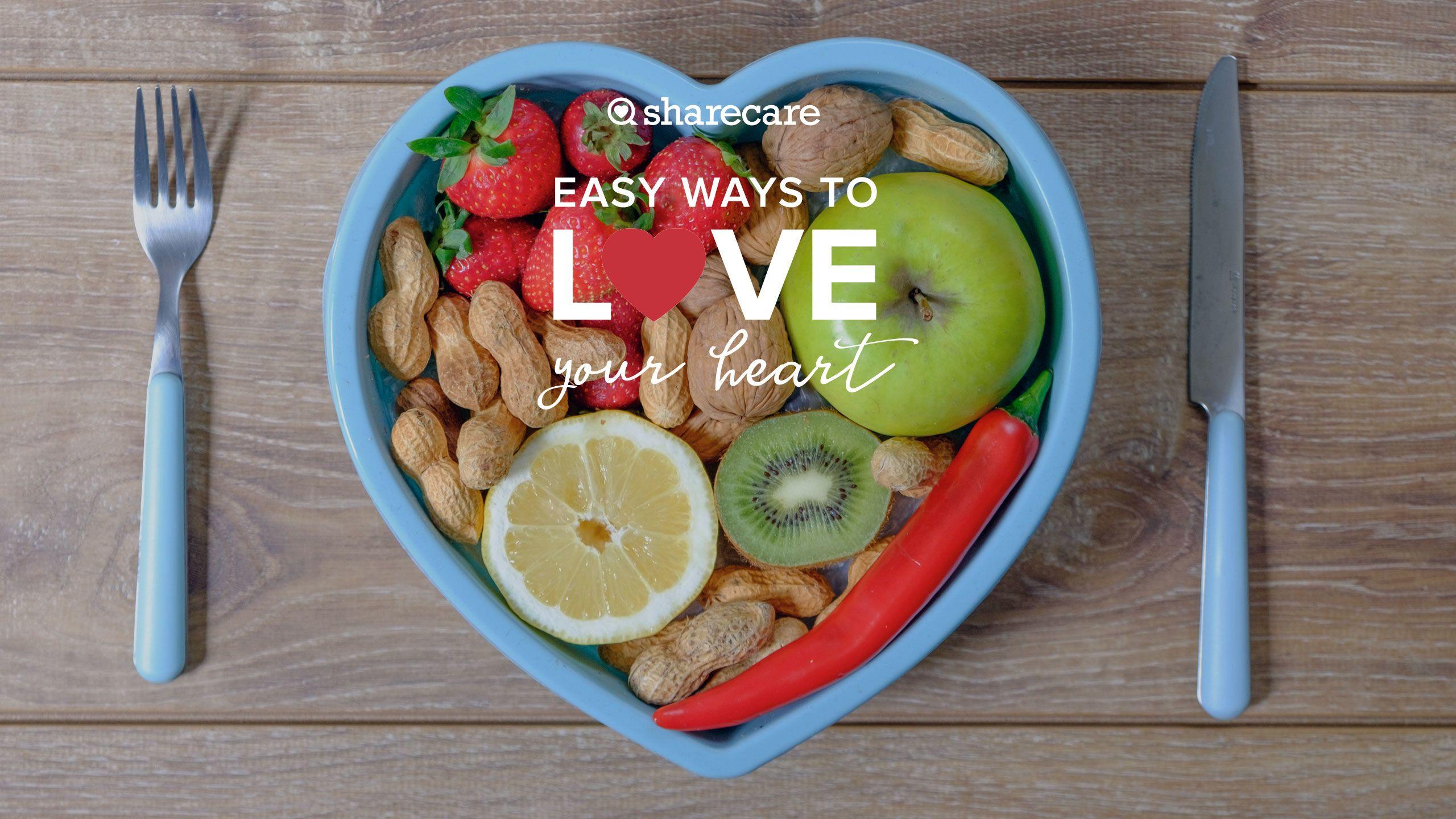 6 Foods for Better Heart Health