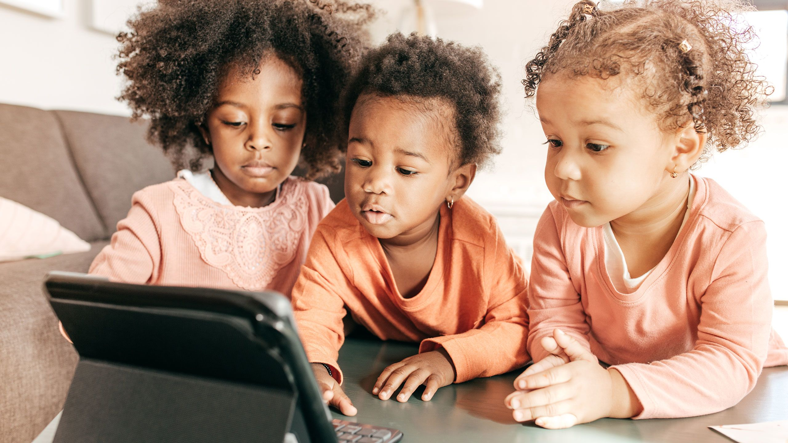 Toddlers and Tech: How Young Is Too Young?