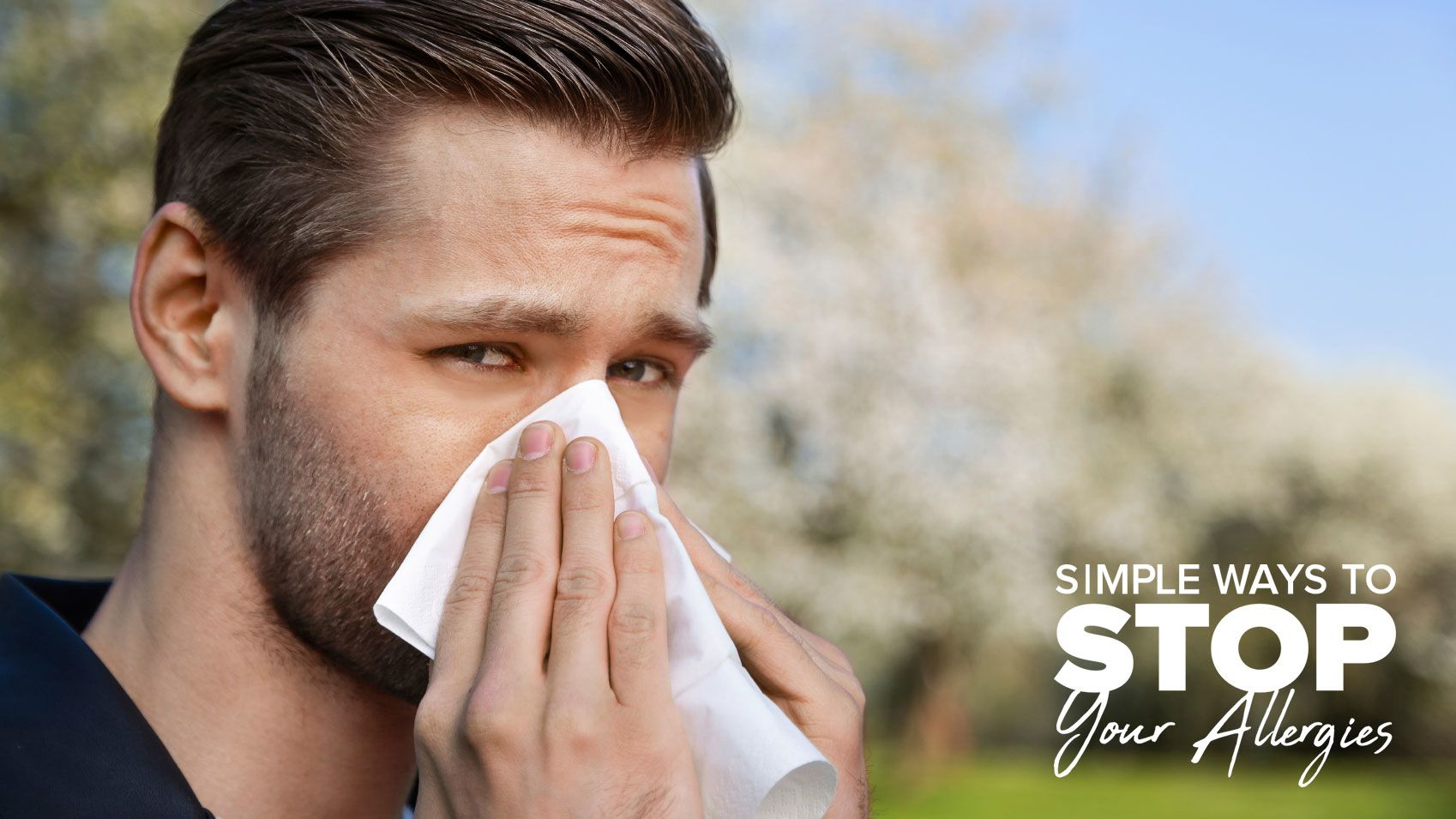 Ask the Expert: Spring Allergies