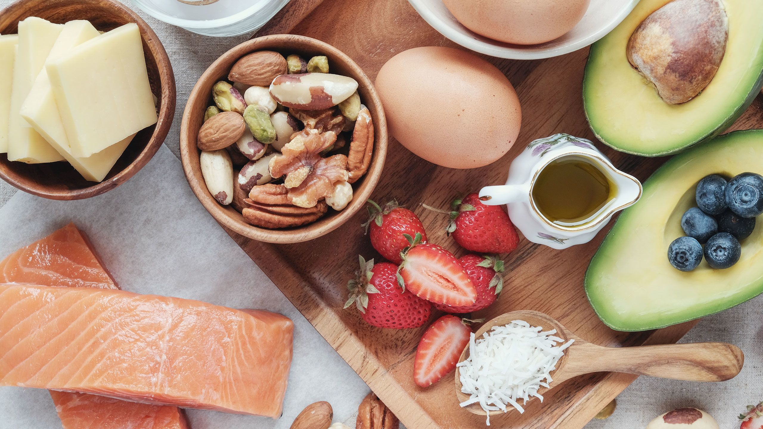The Keto Diet Promises Big Weight Loss But Is It Safe Sharecare