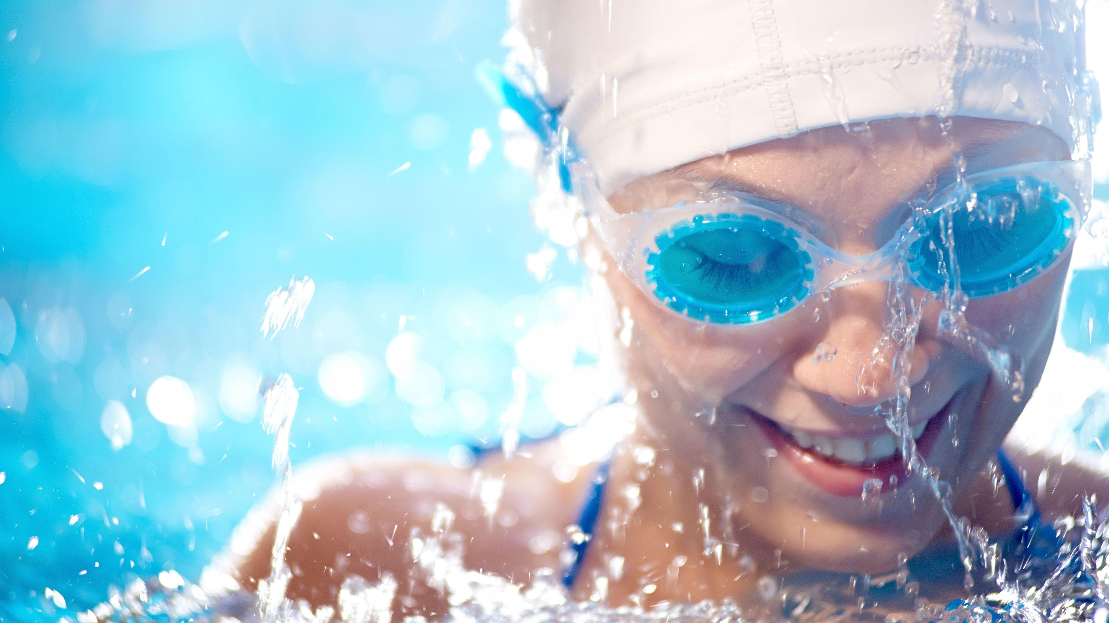 The Gross Truth About Swimming Pools and Your Eyes - Sharecare