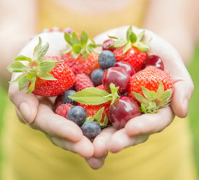 Berry Good News for Your Heart