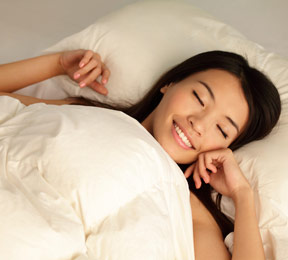 Do You Have the Guts to Get a Good Night's Sleep?