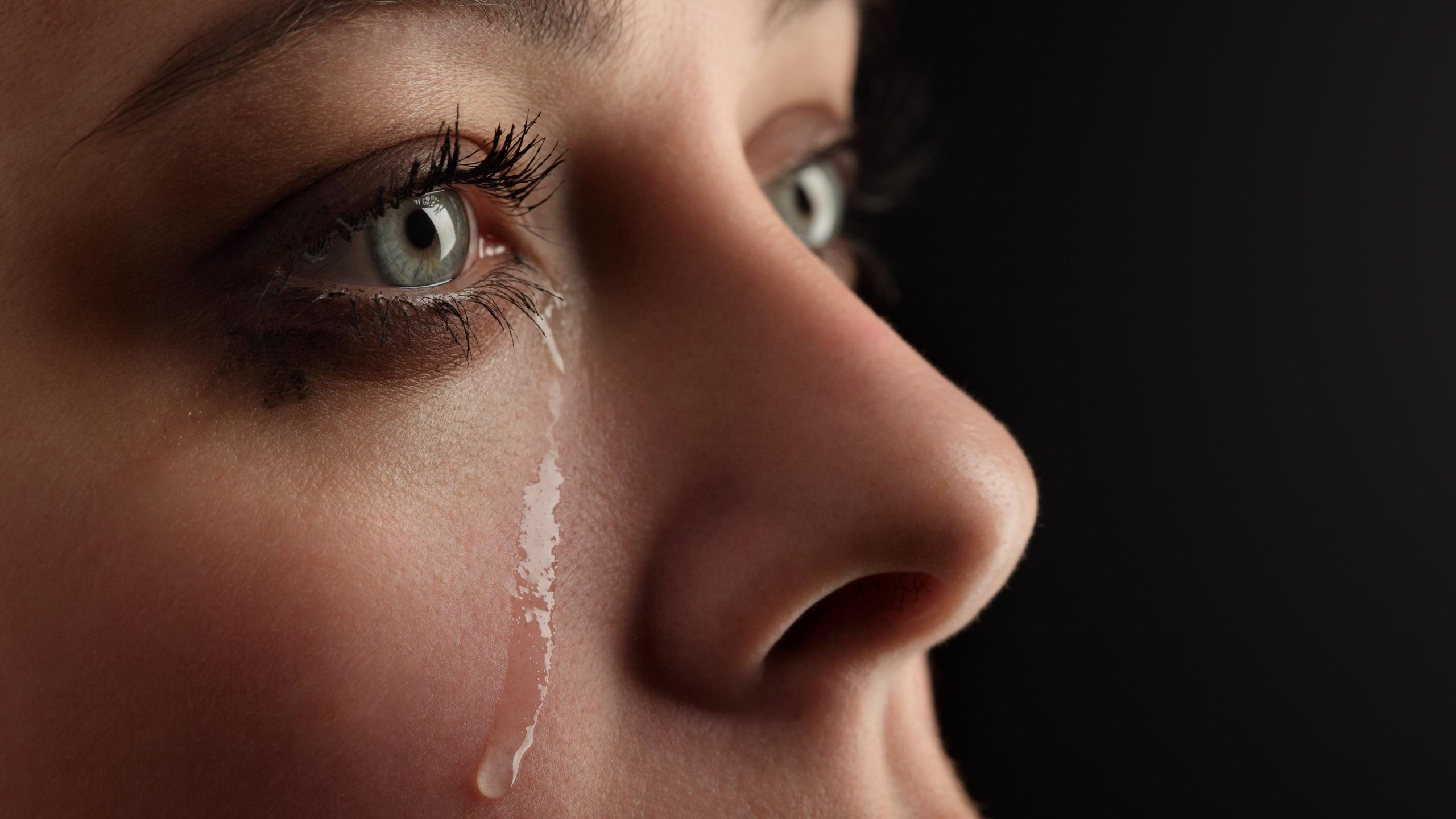 Feeling Sad? Let the Tears Flow