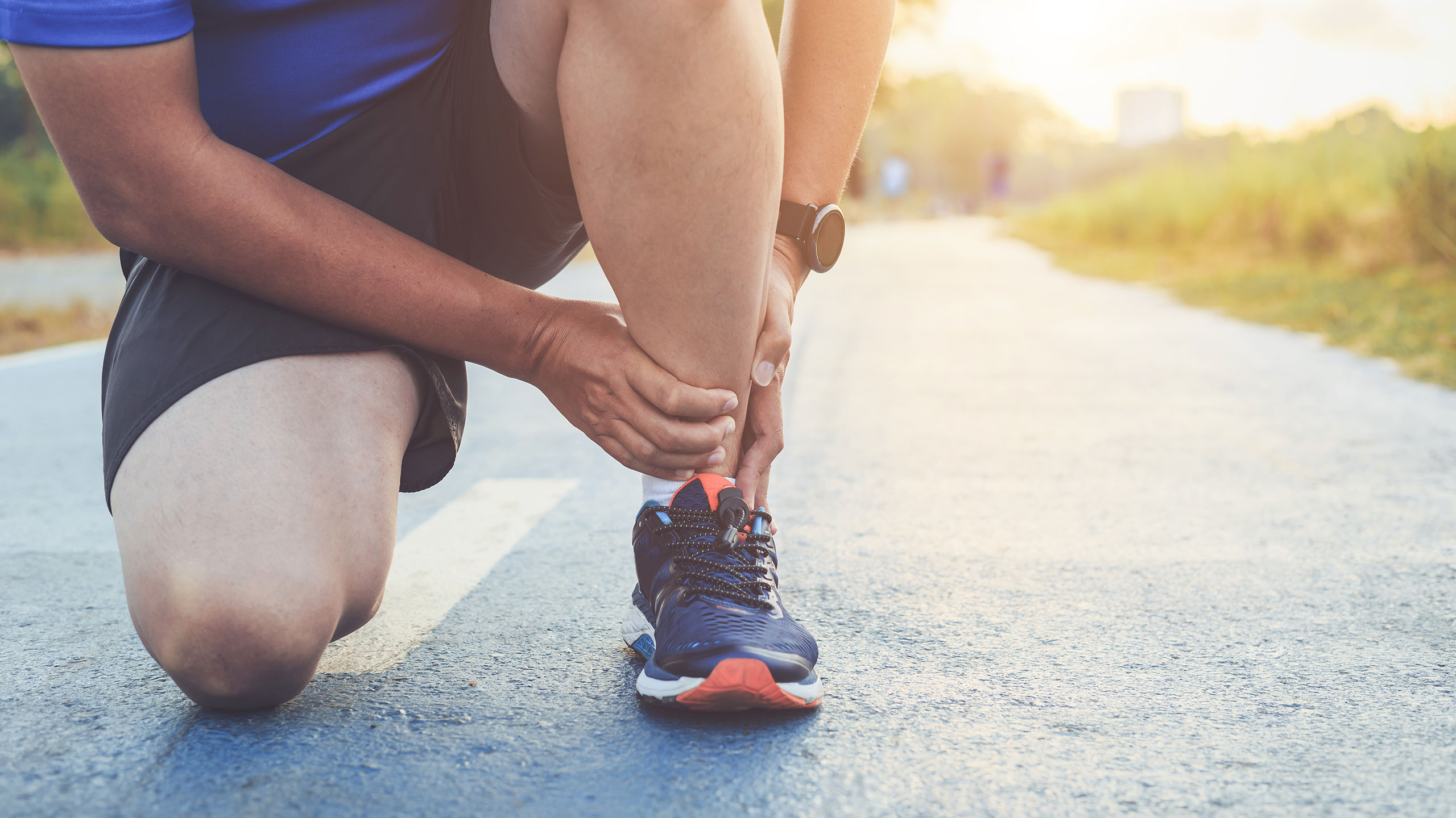 Sprains and Strains image