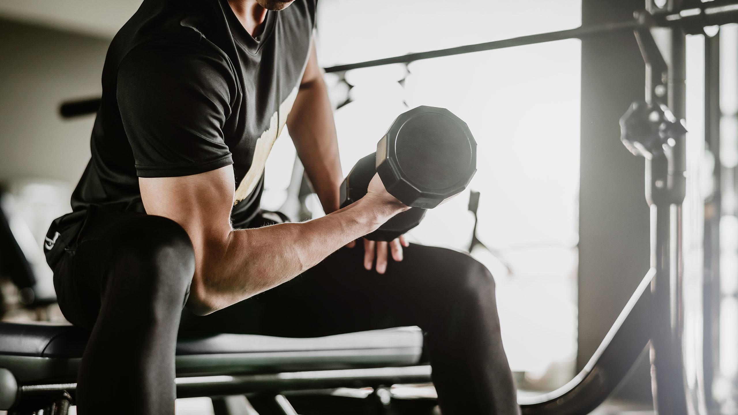 Strength Training & Exercise image