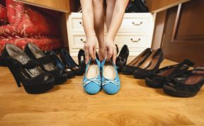Trade High Heels for Flats to Prevent Foot Pain
