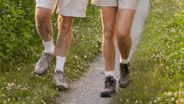 Fight Knee Arthritis with 6,000 Steps a Day