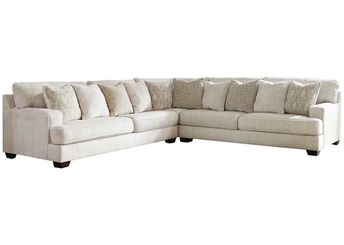 Rawcliffe 3 Piece Sectional Ashley, Ashley Furniture Sectional Sofa Bed