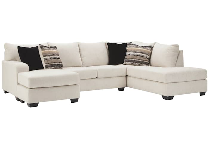 Cambri Exclusive 2 Piece Sectional, Ashley Furniture Sectional Sofas Canada