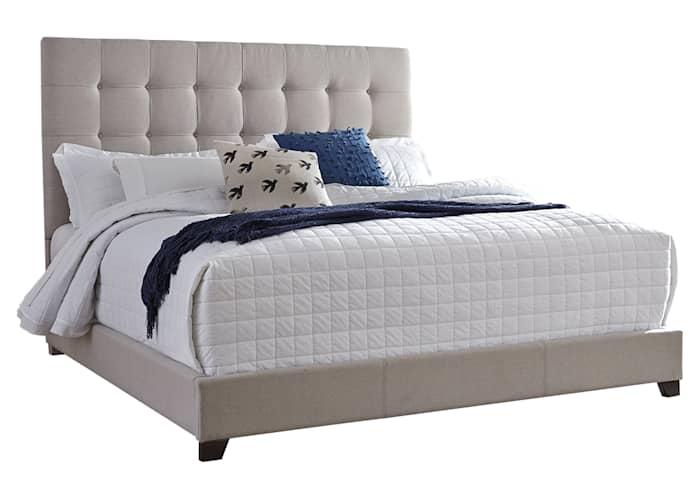 Dolante Upholstered Bed Ashley, King Bed Ashley Furniture