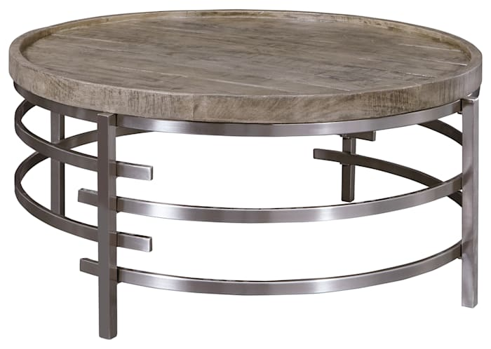 Zinelli Round Tail Table Ashley, Round Coffee Table Ashley Furniture Canada
