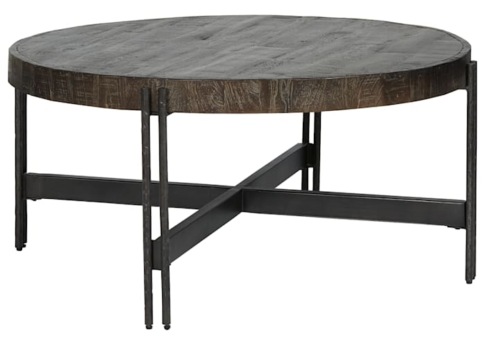Jillenhurst Round Tail Table, Round Coffee Table Ashley Furniture Canada