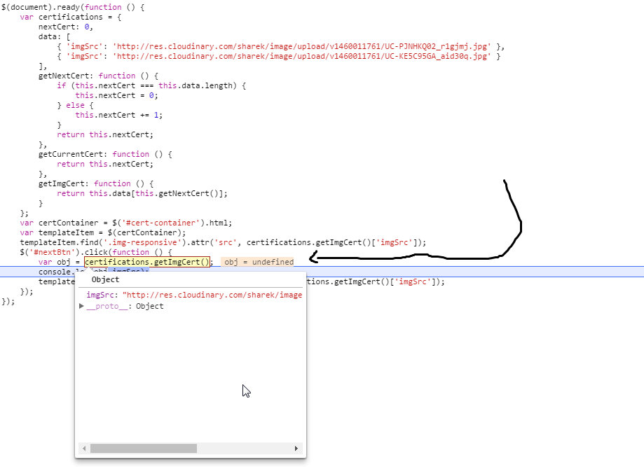 Javascript Es6 Code Snippets