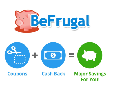 Get $10 sign up bonus on BeFrugal!