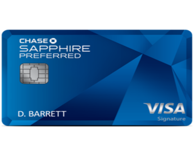 Earn 60,000 bonus points with Chase Sapphire Preferred