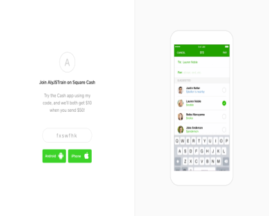 earn $10 for signing up and using Square Cash & using my loophole method to earn $$$$`